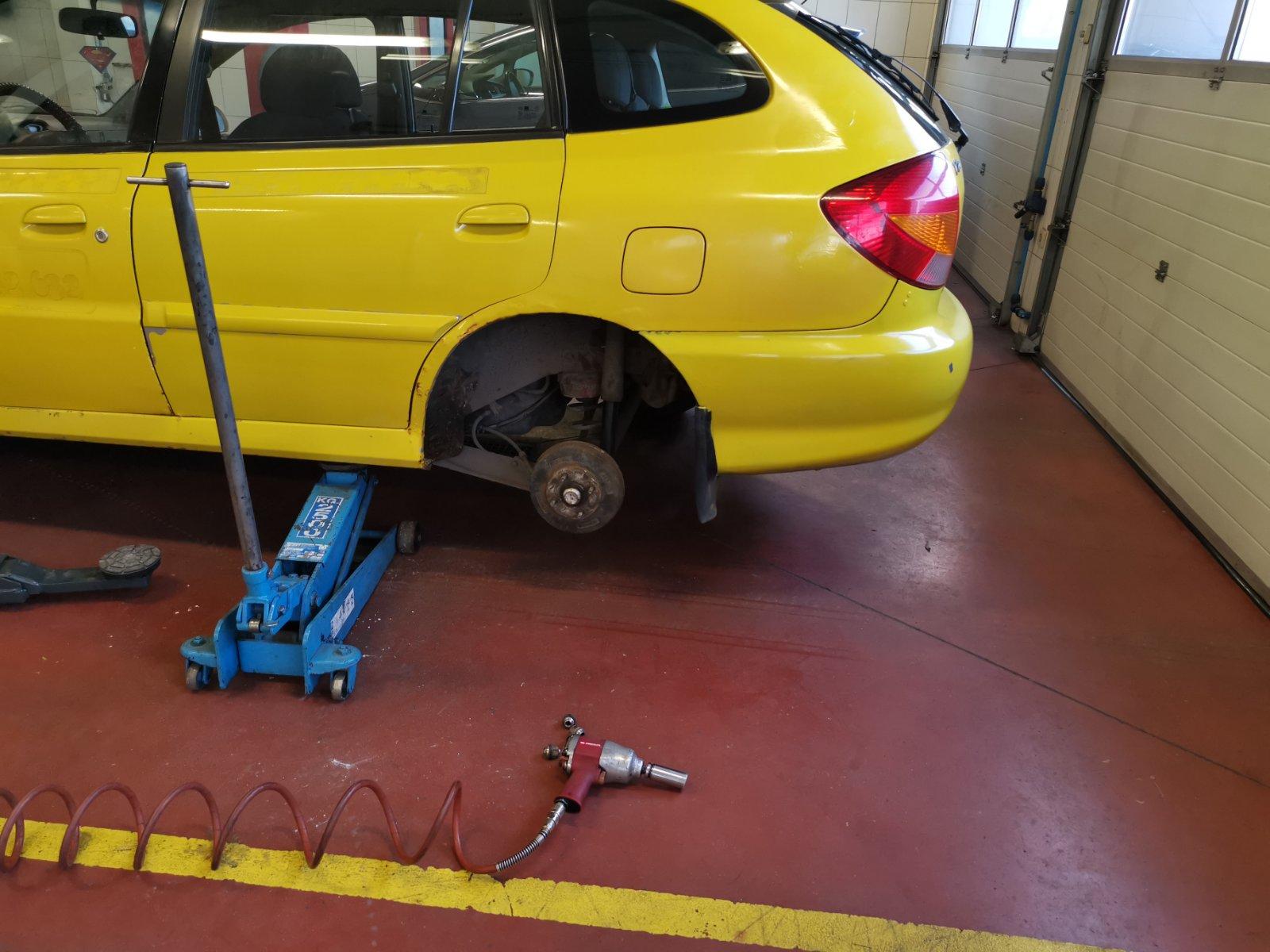 сервизиране на гуми и джанти - Автосервиз Доктор Моторс