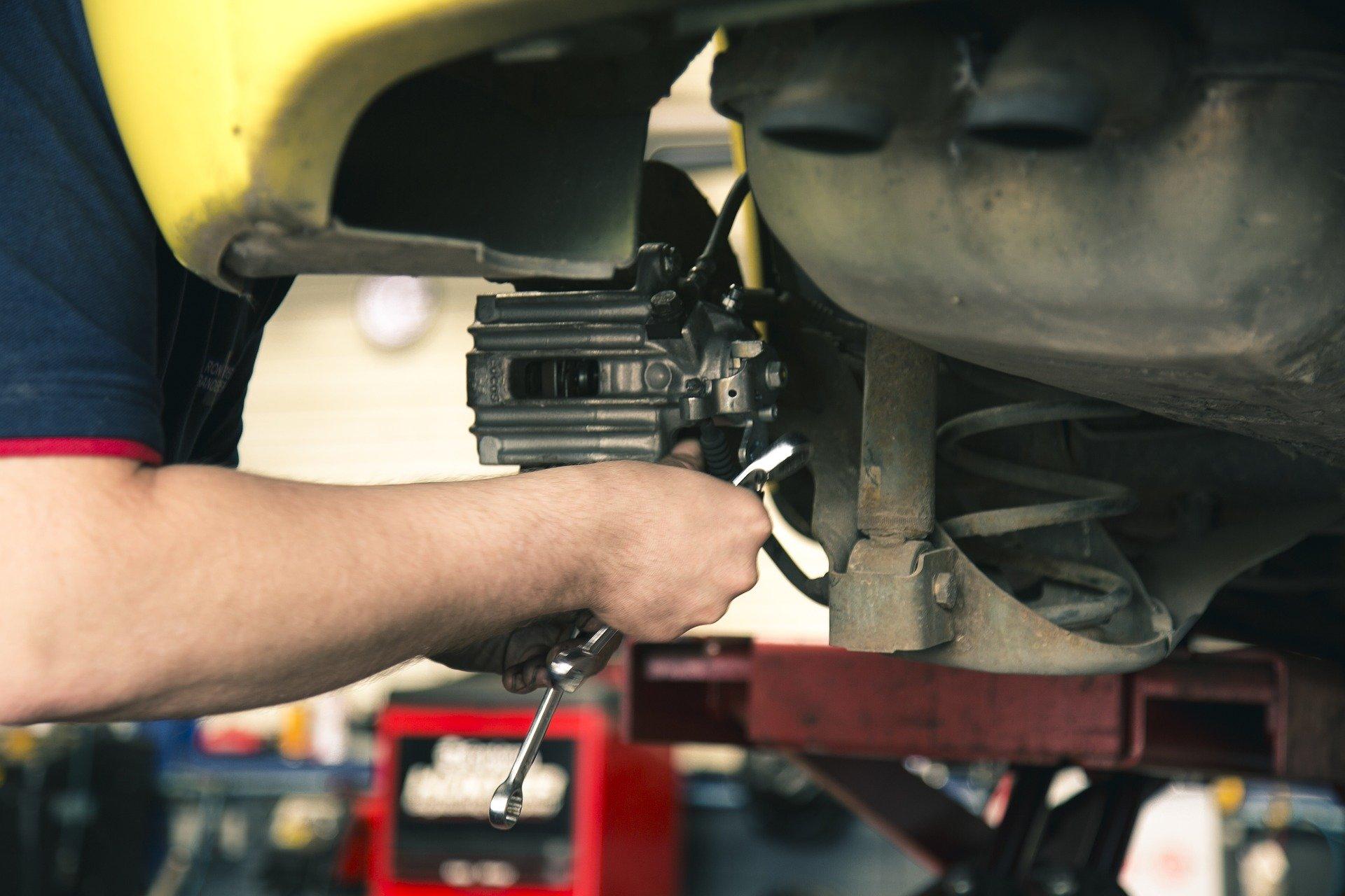 Механични ремонти